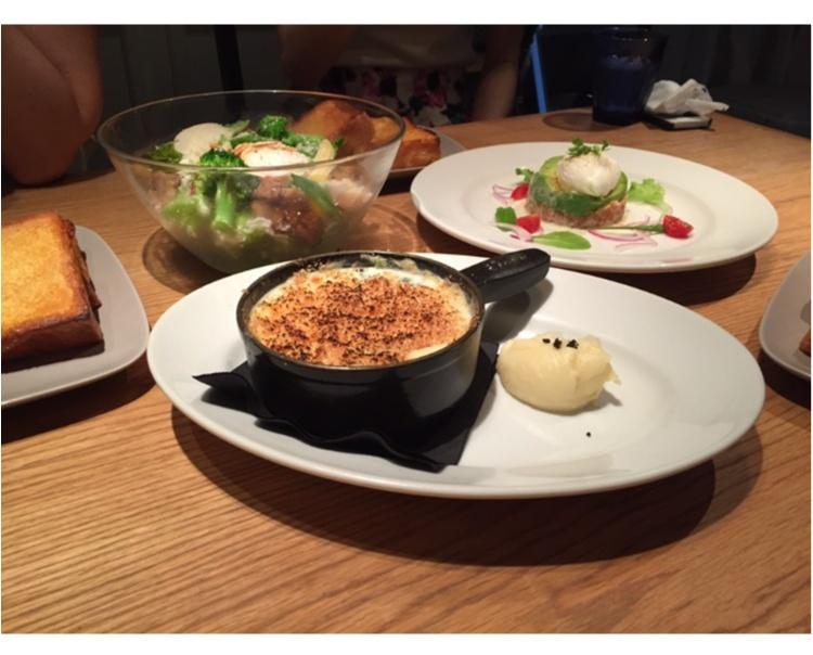 【FOOD】恵比寿で女子会どこでする?!おシャレがーるはここでする♡ブリオッシュトーストがひたすら美味しい M/HOUSE_8
