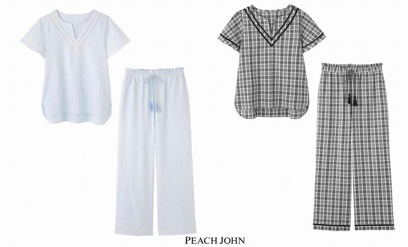 『ピーチ・ジョン』夏のパジャマの画像