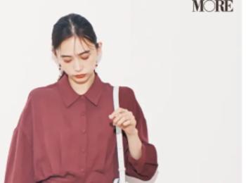 【今日のコーデ】<井桁弘恵>12月初日はシャツワンピースをロングブーツと合わせた新鮮バランスで