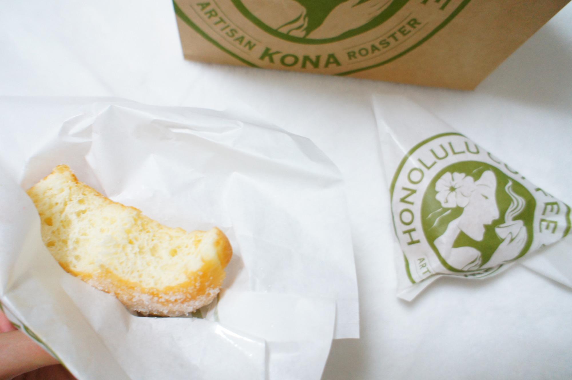 《ハワイ定番ローカルフード❤️》マラサダを食べたくなったら赤坂見附【HONOLULU COFFEE】へ☻!_3