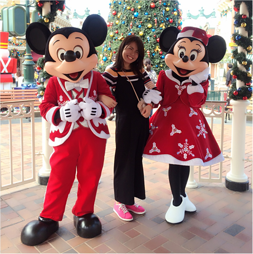 【vacation】グリーティング天国?!日本にはないものがたくさん!♡香港ディズニーランドを2倍楽しむ!おすすめポイント♡_1