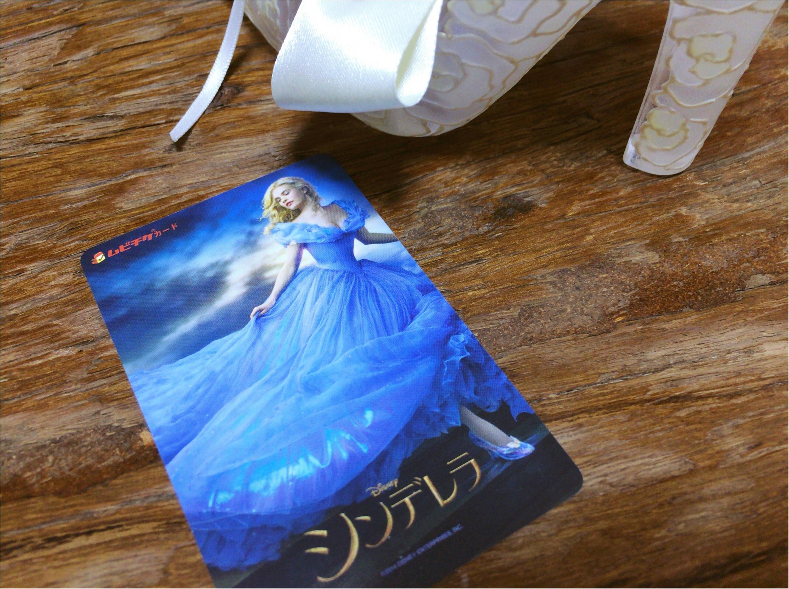 《ムビチケ》『美女と野獣』実写版をバラが美しい便利な前売り券で観賞♡♡♡_3