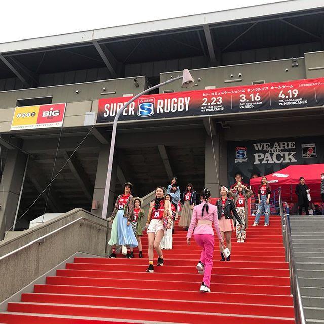 思わず大興奮!♡ 日本代表選手も所属する『サンウルブズ』の応援に行ってきました【 #superrugby 】_4