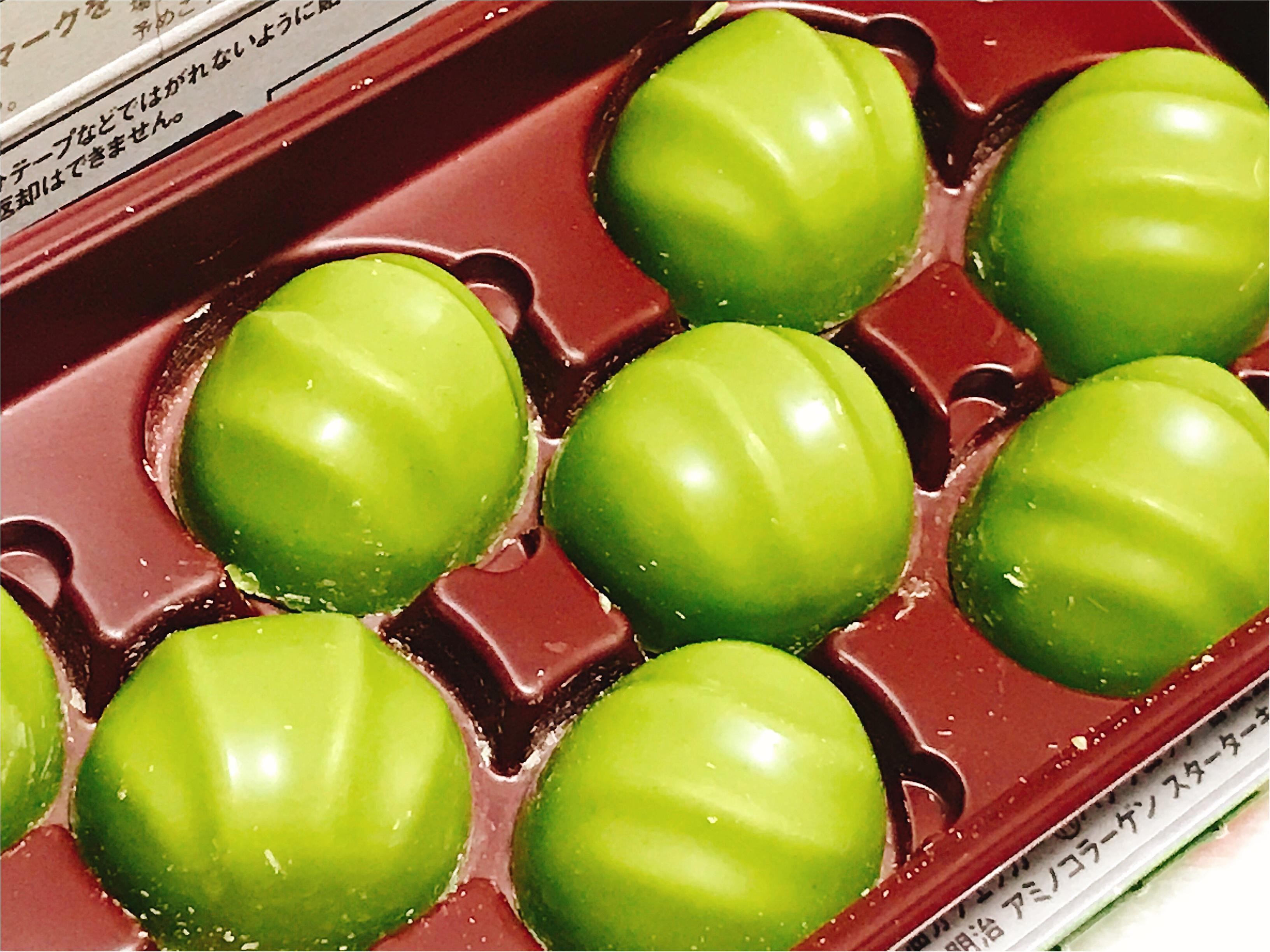 明治はナッツチョコ売上NO.1‼︎大人気のマカダミアチョコレート新作は『抹茶』( ´艸`)♡_2