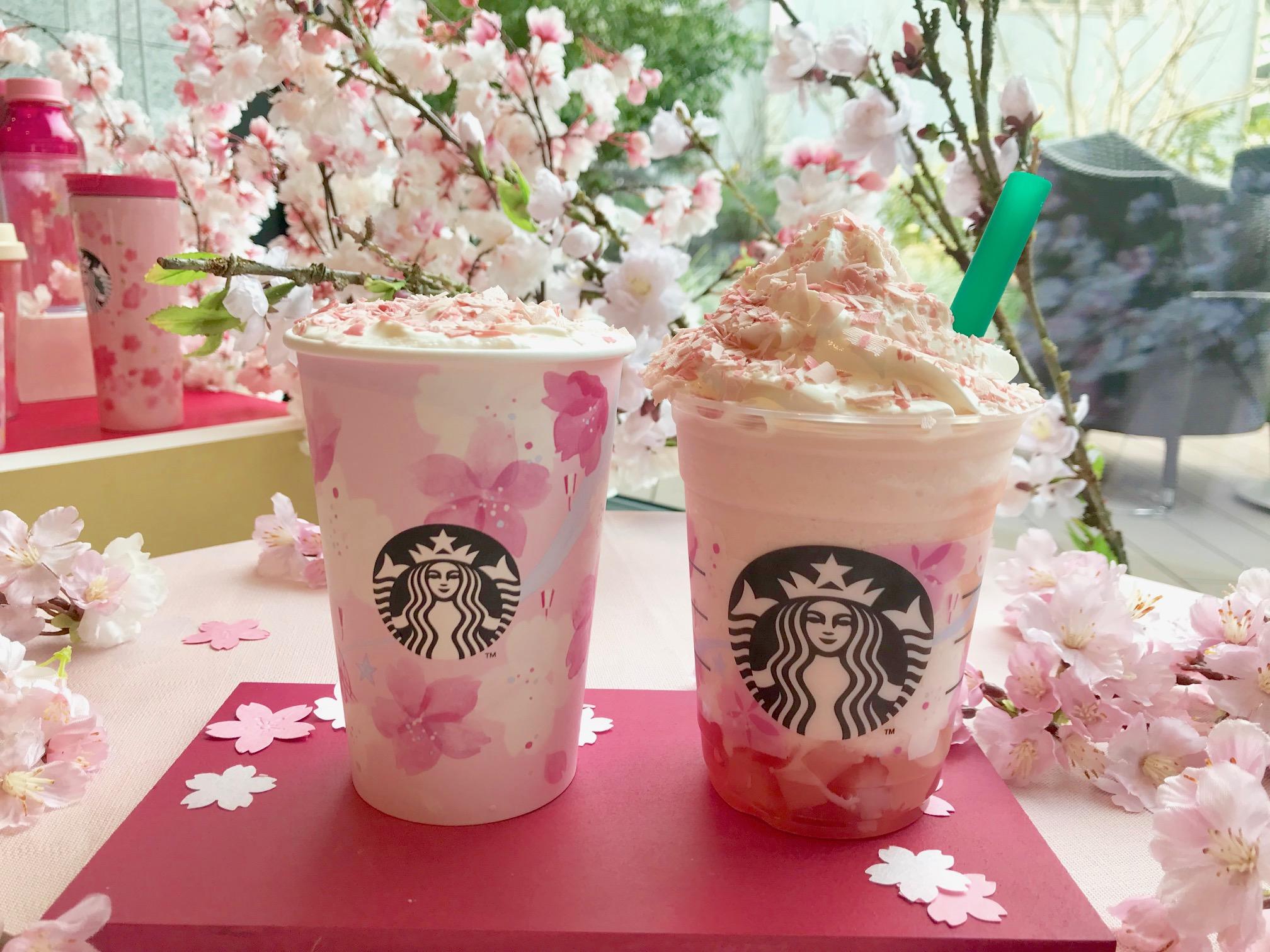桜スイーツ特集《2019年版》- 限定グルメやスタバの新作、お花見グルメも!_1