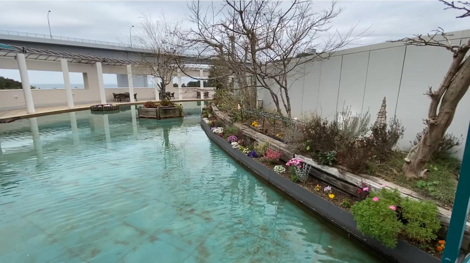 徳島県 大塚国際美術館 モネの池