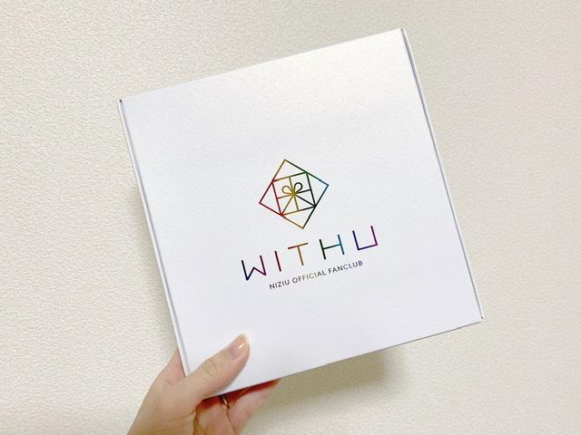 【NiziU】のファンクラブ初回特典アイテムが届きました♩_1