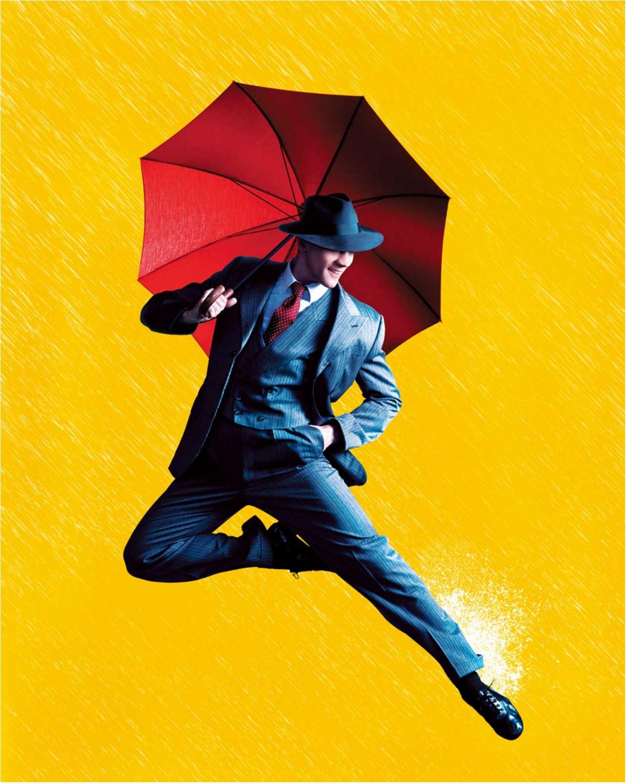 """世界中で愛されるダンサー、アダム・クーパーの""""奇跡のミュージカル""""をもう一度! 『SINGIN' IN THE RAIN〜雨に唄えば〜』【今月のイチオシ★STAGE】_1"""
