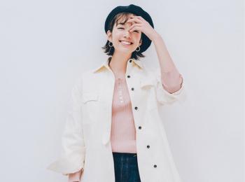 全女子チェック☆ ピンク×ネイビー配色がいちばんモテるらしいぞ!!