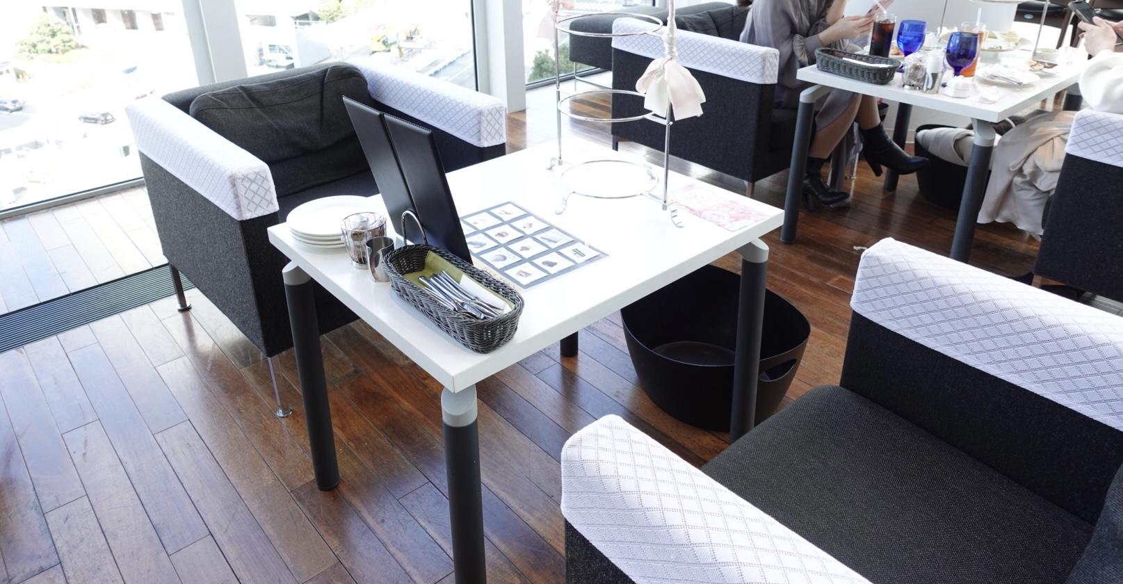 ドラマ半沢直樹のロケ地!?大阪にあるThe Grand Cafeでアフタヌーンティーをしたらとても眺望が良かった!甘いものばかりではないので男性にもおすすめ★_8