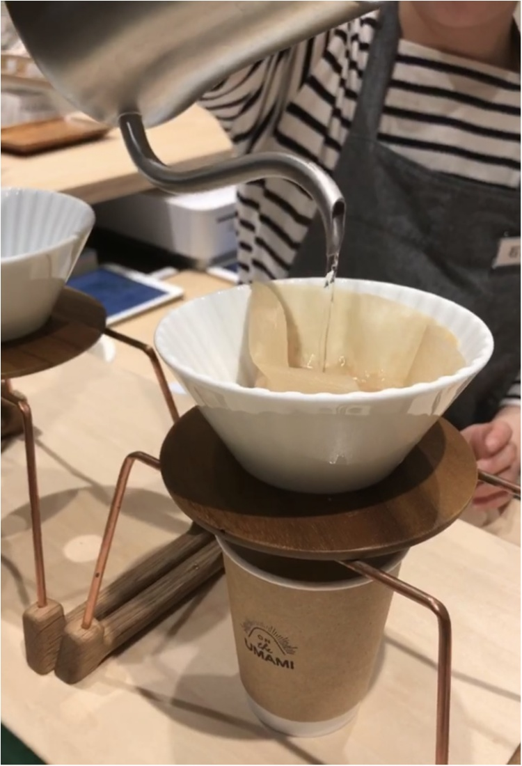 日本初!コーヒーのようにダシが楽しめる!?野菜のUMAMIたっぷりの《ハンドドリップだし》が飲める【オン ザ ウマミ】がおすすめ★_3