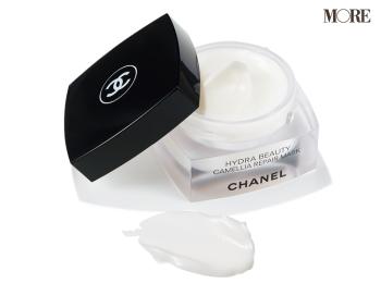 『シャネル』の「イドゥラ ビューティ リペア マスク」で夏の肌疲れを一掃! ナイトマスクにも朝マスクにも。肌がふっくらなめらかに♪