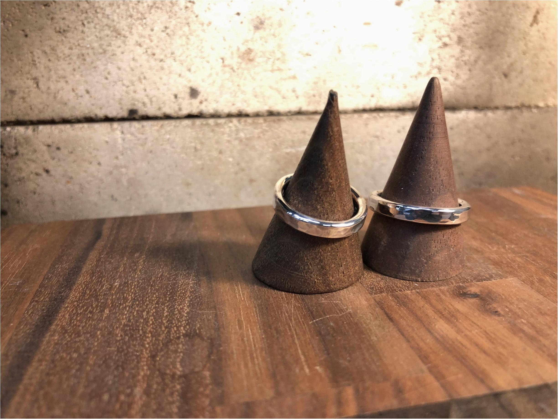 聖なる夜に、世界で一つだけの指輪を♡手作りしてきました!_6