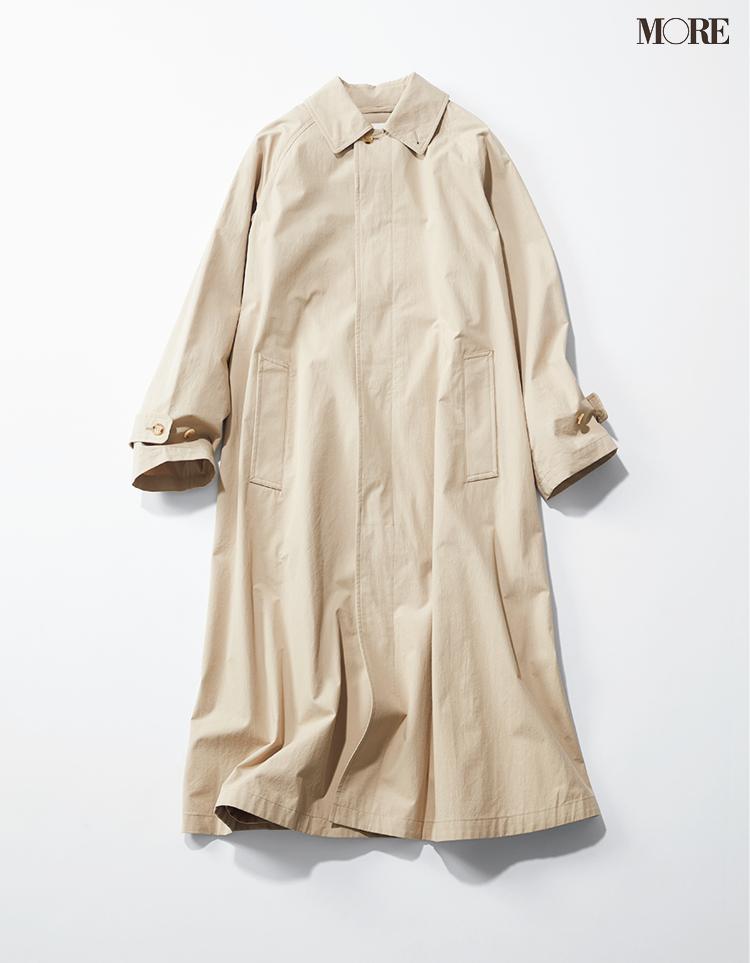 ユニクロのメンズのステンカラーコートがお仕事コーデにおすすめ