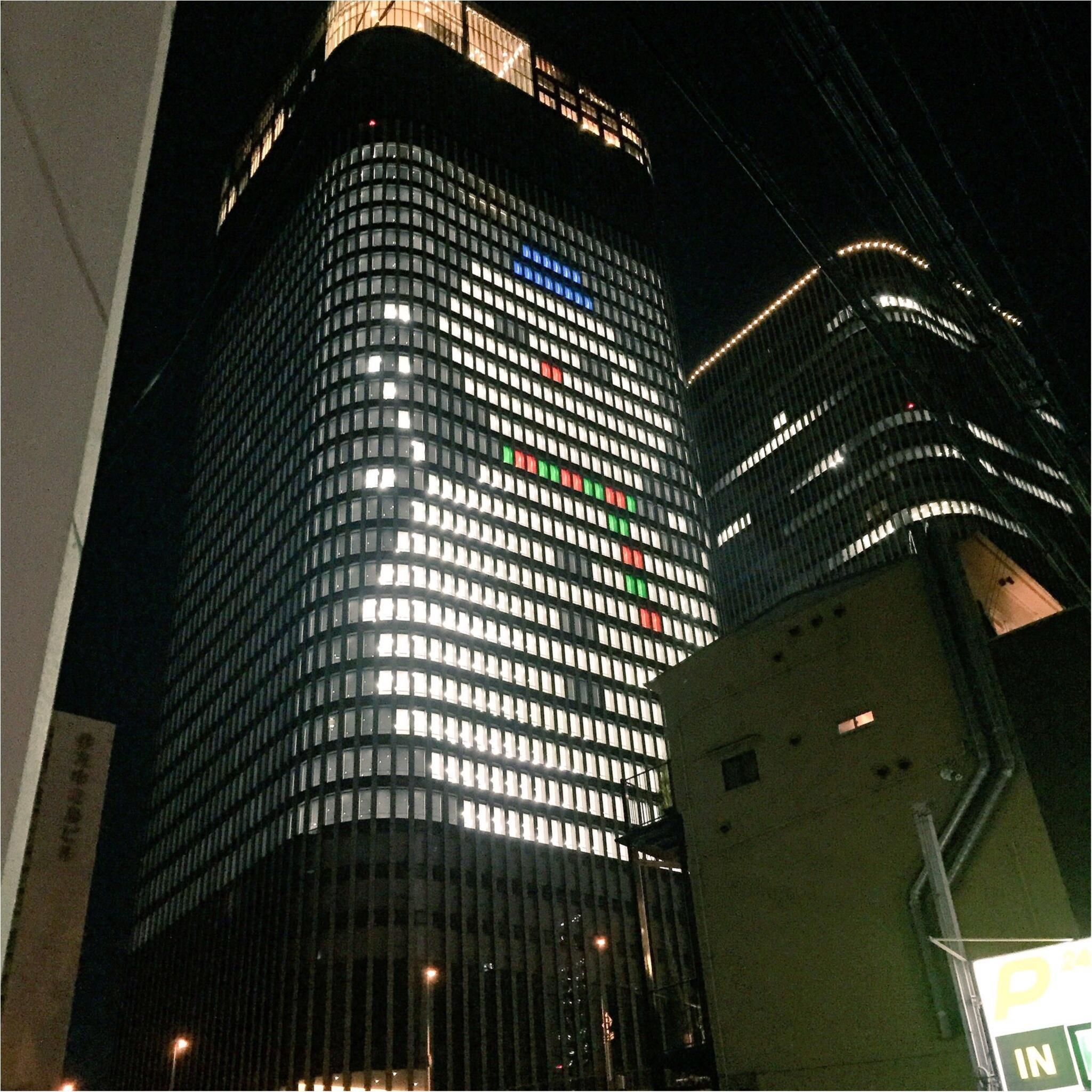 17年に開業するコンラッド大阪の粋な計らいに感激♡!_3