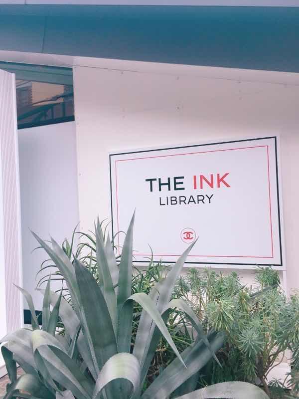 【プチギフト付】CHANELのビューティーイベントTHE INK LIBRARY で新色限定色を一足先に体感しよう_3