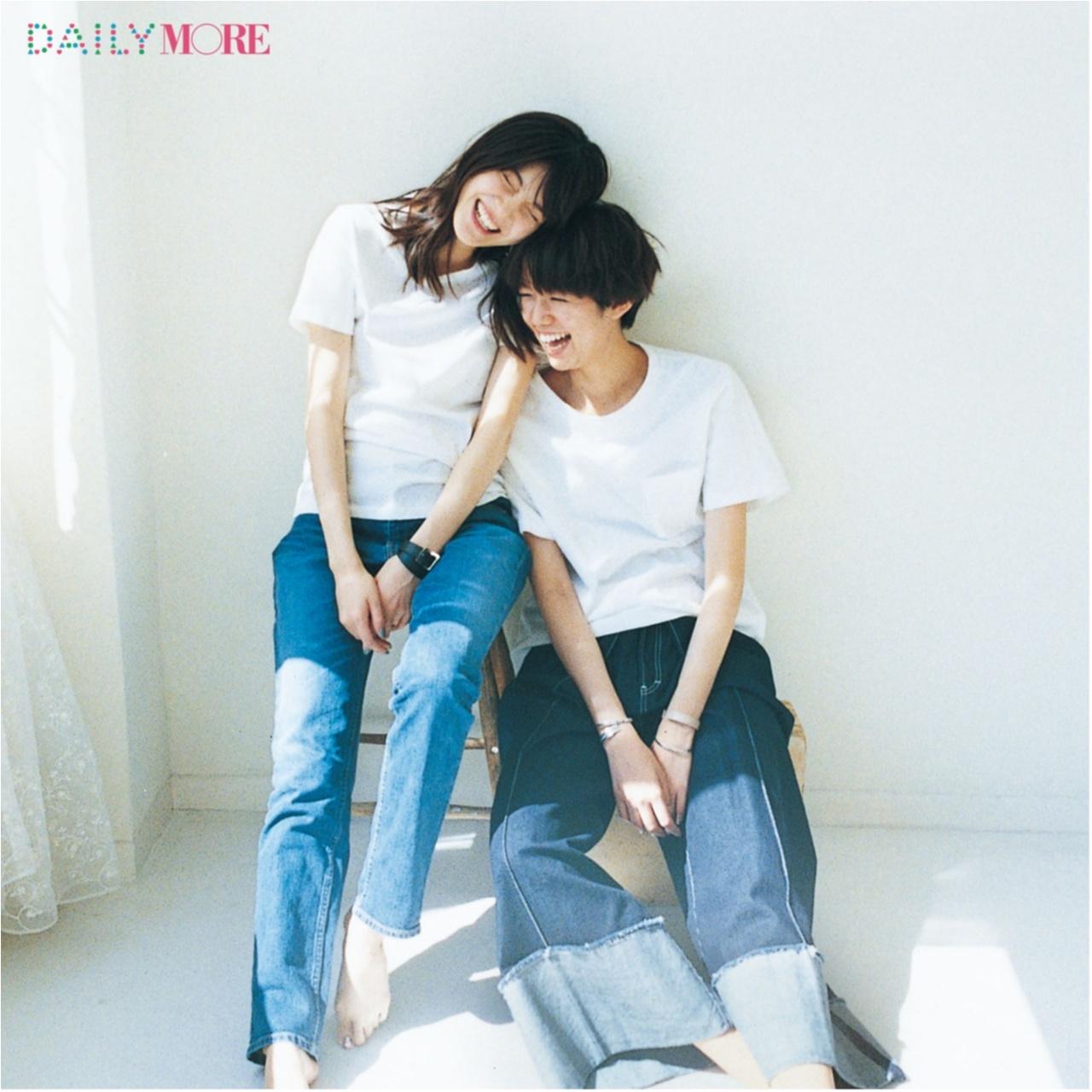 今年はどう着るのが正解? トレンド「Tシャツ」コーデまとめ♡_1_12