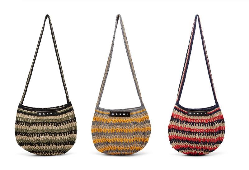 マルニのバッグ「MOCILLA BAG」