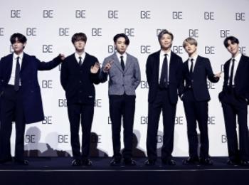 祝! BTS が「第63回グラミー賞」にノミネート!!