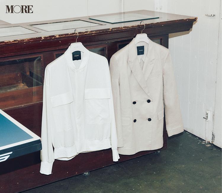 ノークのベーシックなジャケット
