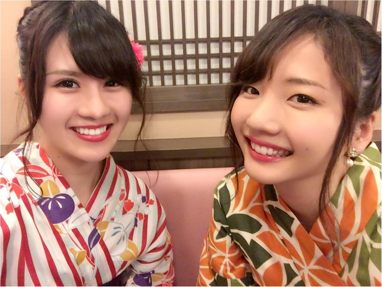浴衣で京都❀(*´v`*)❀ ♡sayachim♡_1
