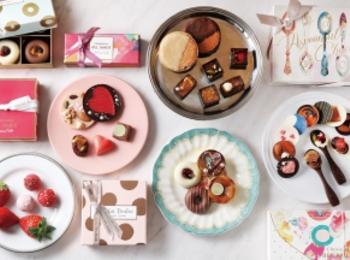 「サロン・デュ・ショコラ」にも出店! 可愛すぎる『ベルアメール』に悶絶注意報発令中♡【 2019 #バレンタインチョコ 15】