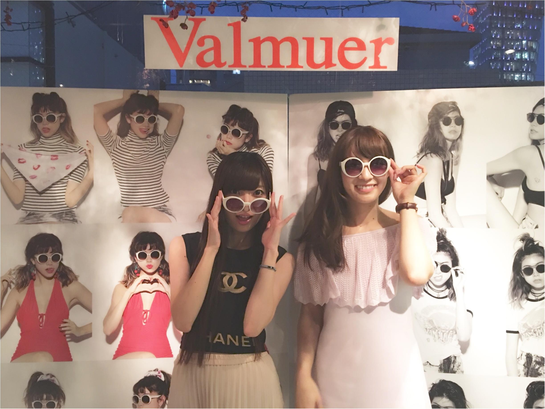 ♡森星さんデザインで超絶かわいいサングラス【Valmuer】♡モアハピ◡̈のぞみ♡_1