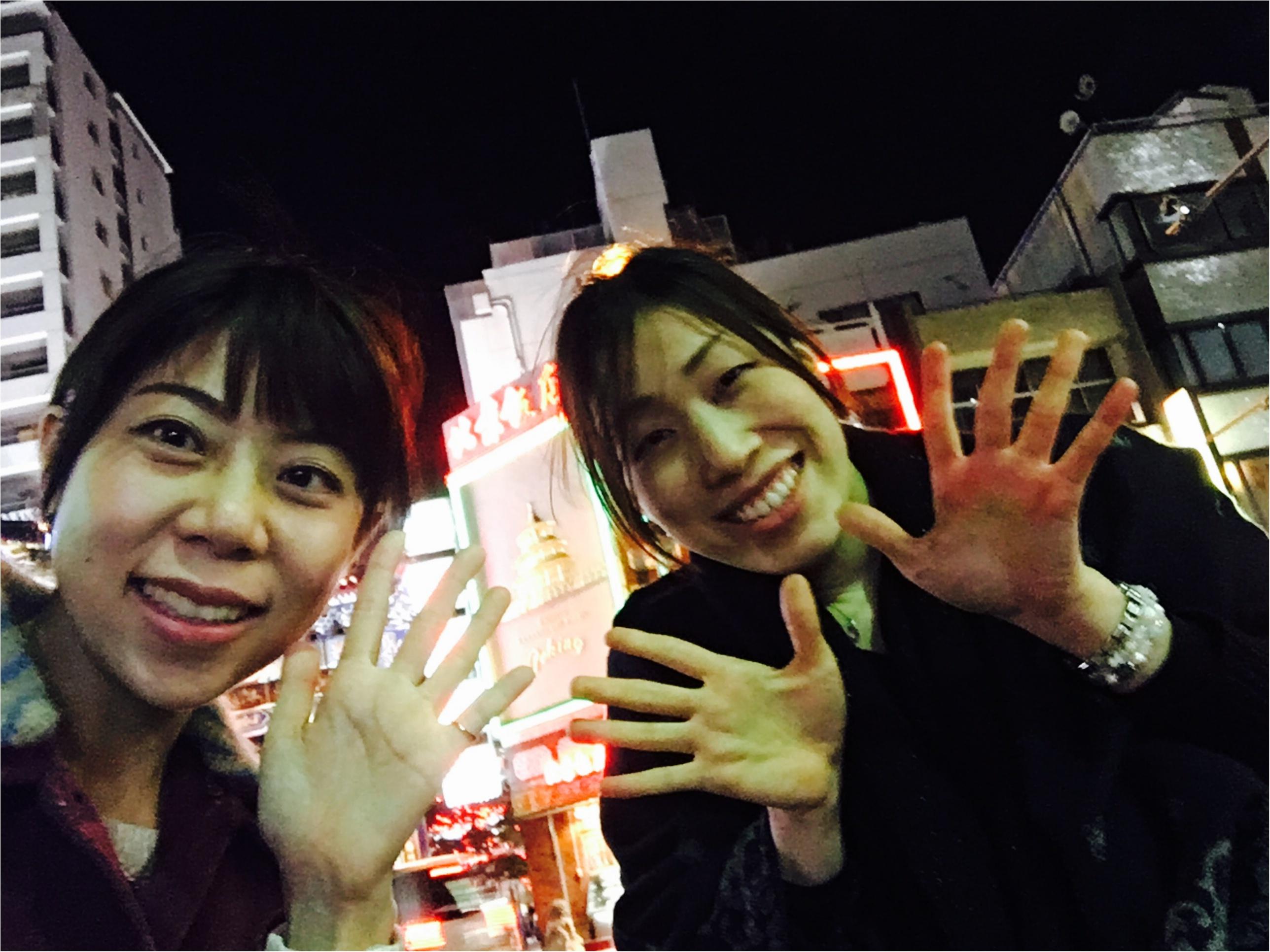 横浜中華街で食べ歩き!そしてやっぱり気になるよく当たる手相占い!_3