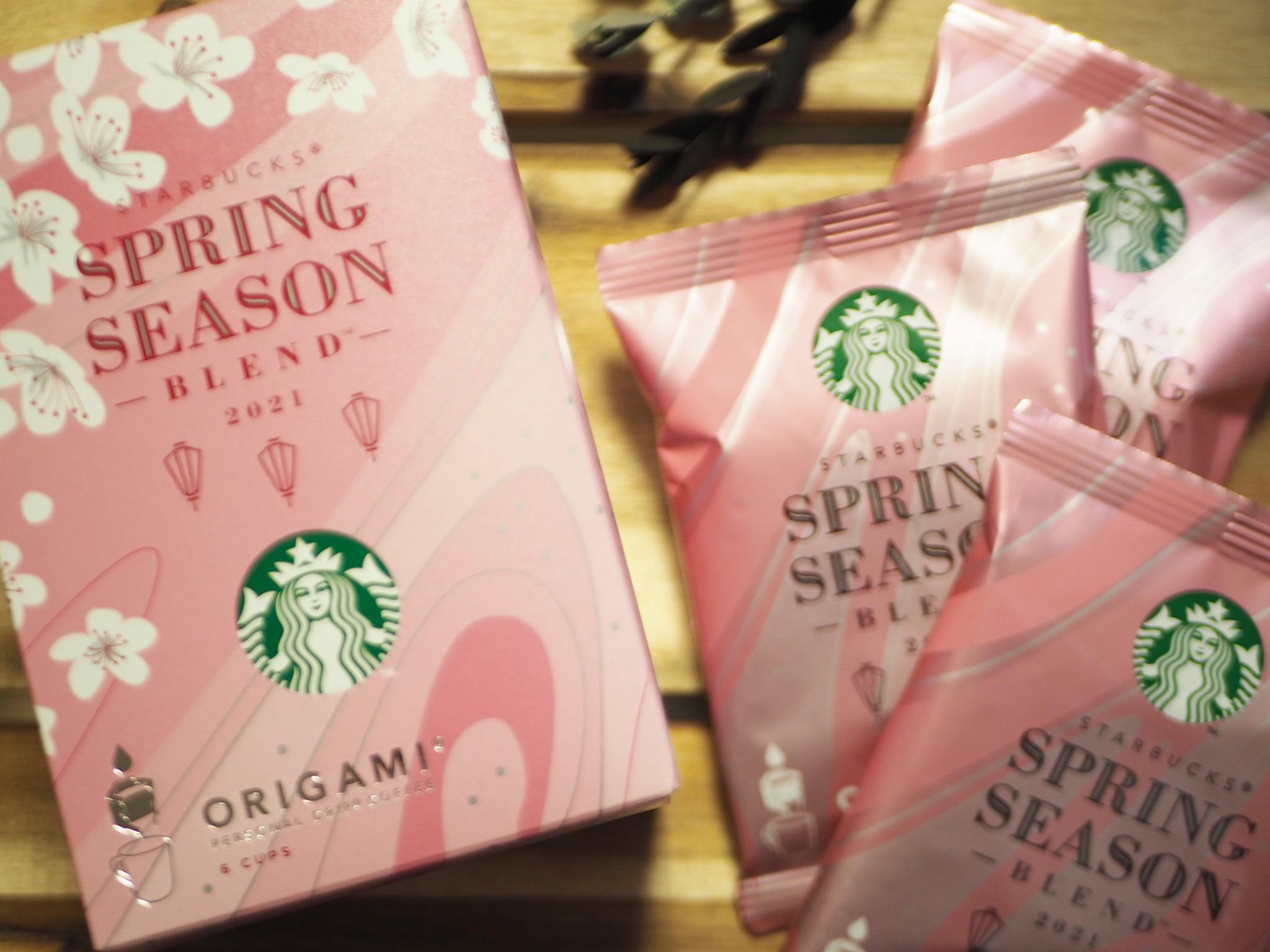 【スタバ】《スプリング シーズン ブレンド》でおうち時間に春を。_4