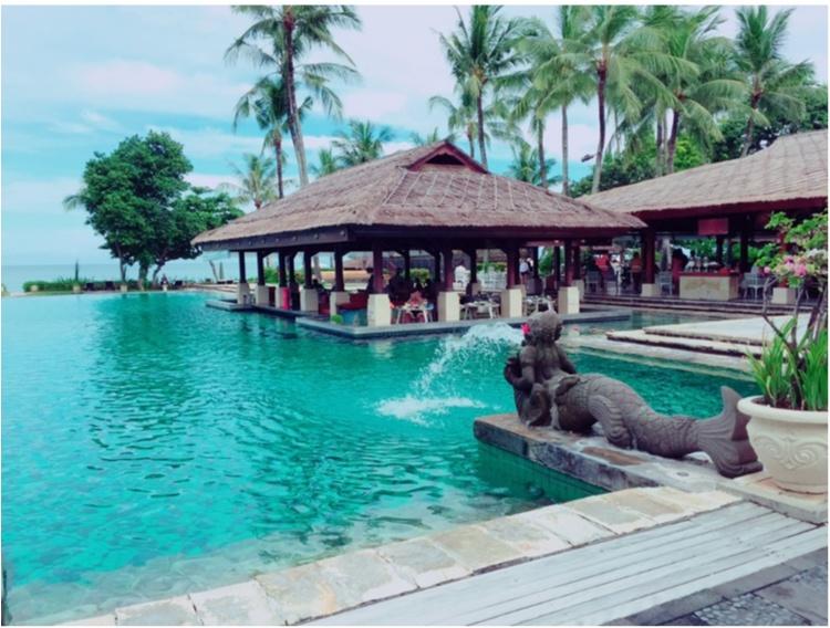 "【TRIP】BaliのHotelに悩んだら❤︎バリを存分に味わえる、極上リゾートの""インターコンチネンタルリゾートバリ""で決まり♡_4"
