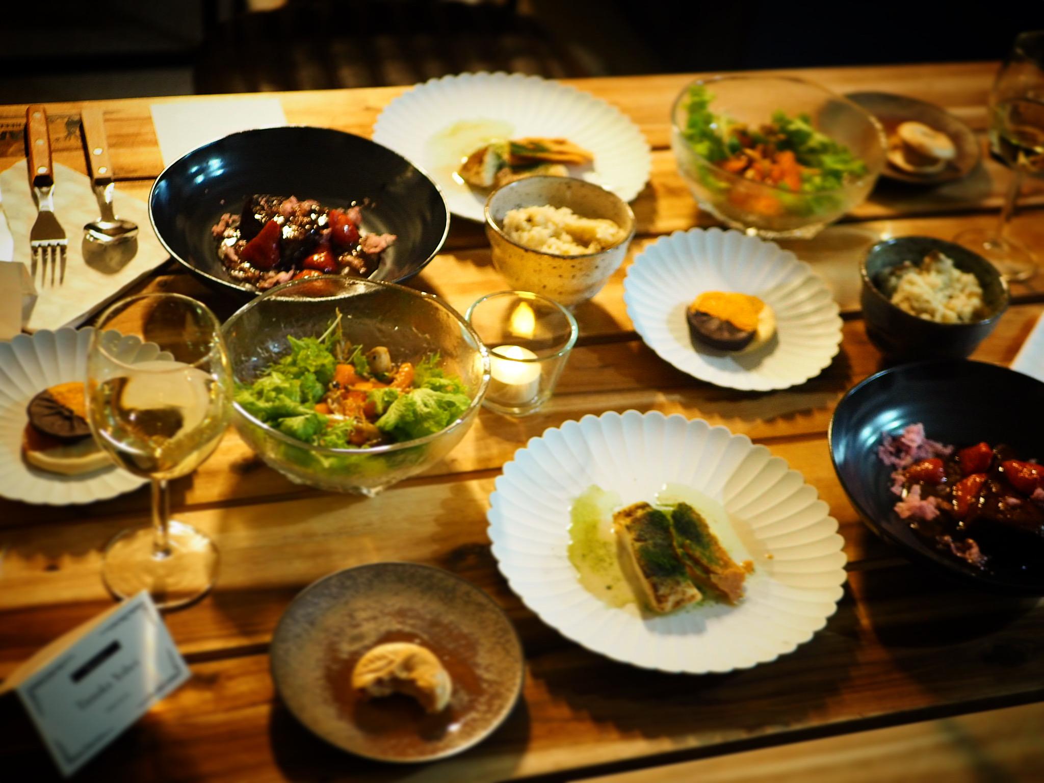 【#IWAIのお祝いご飯便】記念日におうちで本格コース料理!今だからこそのお祝いの時間♡_1