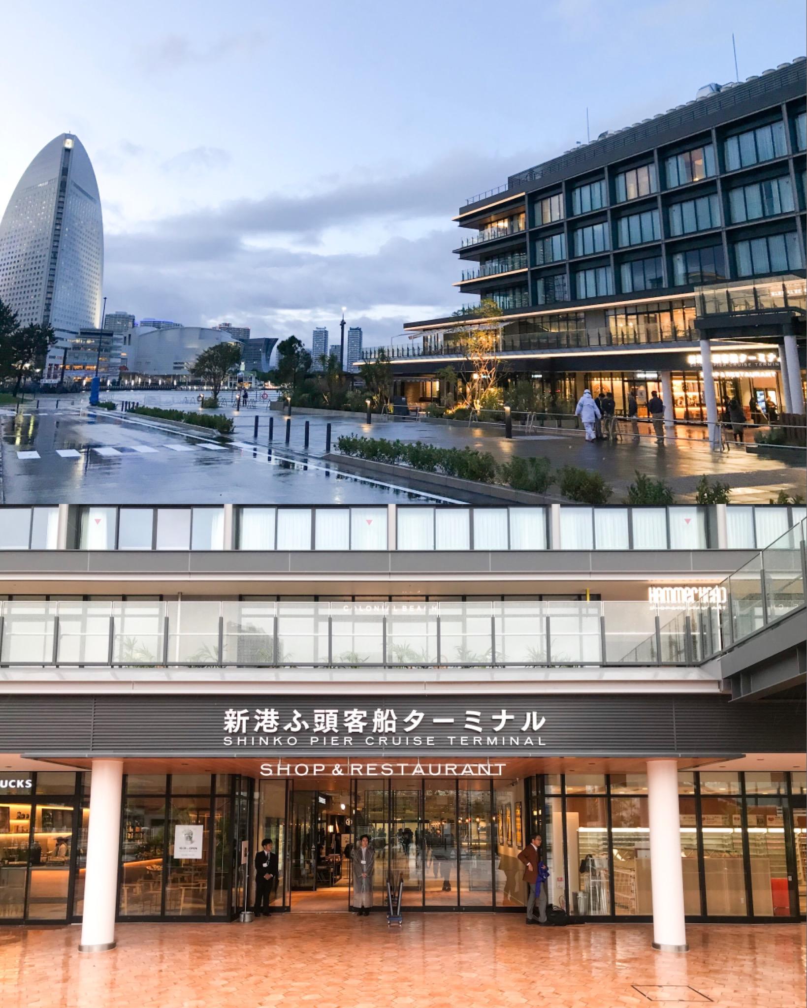 みなとみらい新スポット『横浜ハンマーヘッド』がオープン! おしゃれカフェ、お土産におすすめなグルメショップ5選 photoGallery_1_2