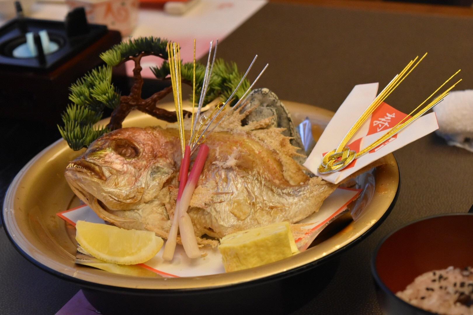 木曽路でお食い初めをしてきました♡_2
