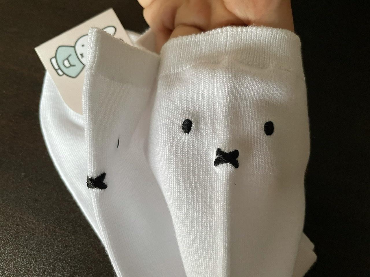 【靴下屋×miffy】みんな大好きミッフィーちゃんが靴下になって登場!_4