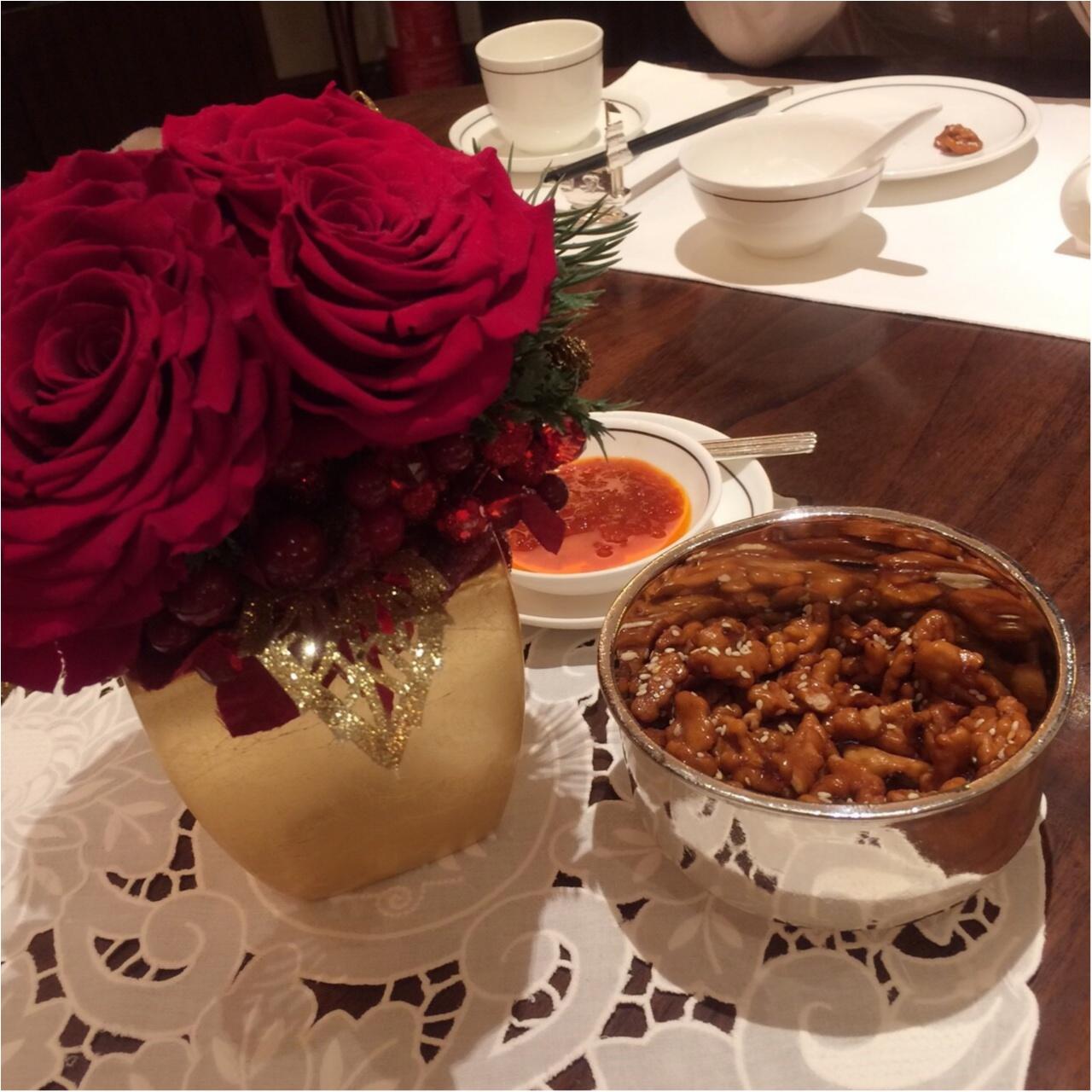 【vacation】香港のラグジュアリー飲茶ランチはThe Peninsula Hong Kongで!♡_3