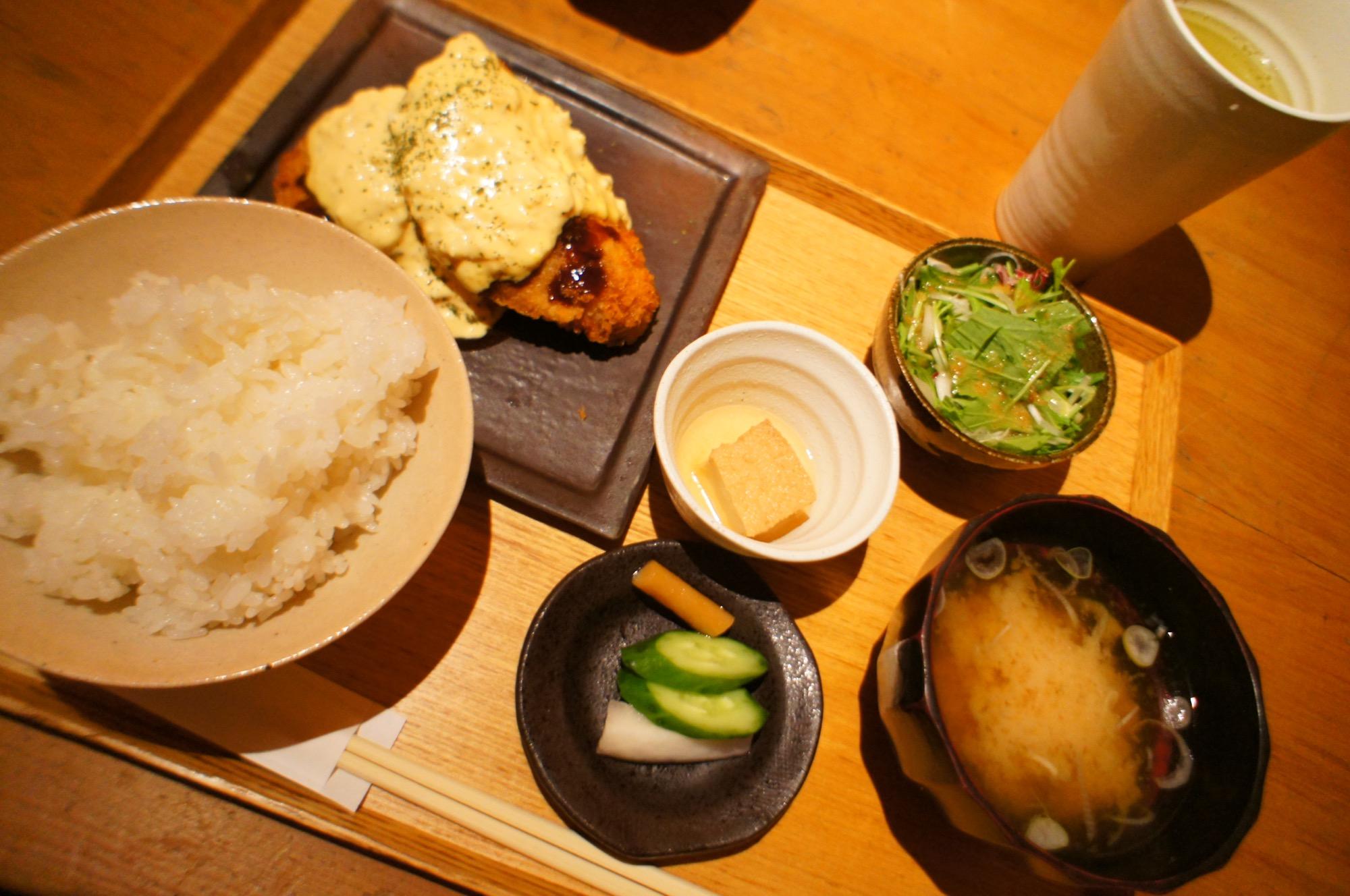 《ご当地MORE✩東京》行列必至!【代官山】の『ごはんや 一芯』で絶品和食ランチ❤️_7