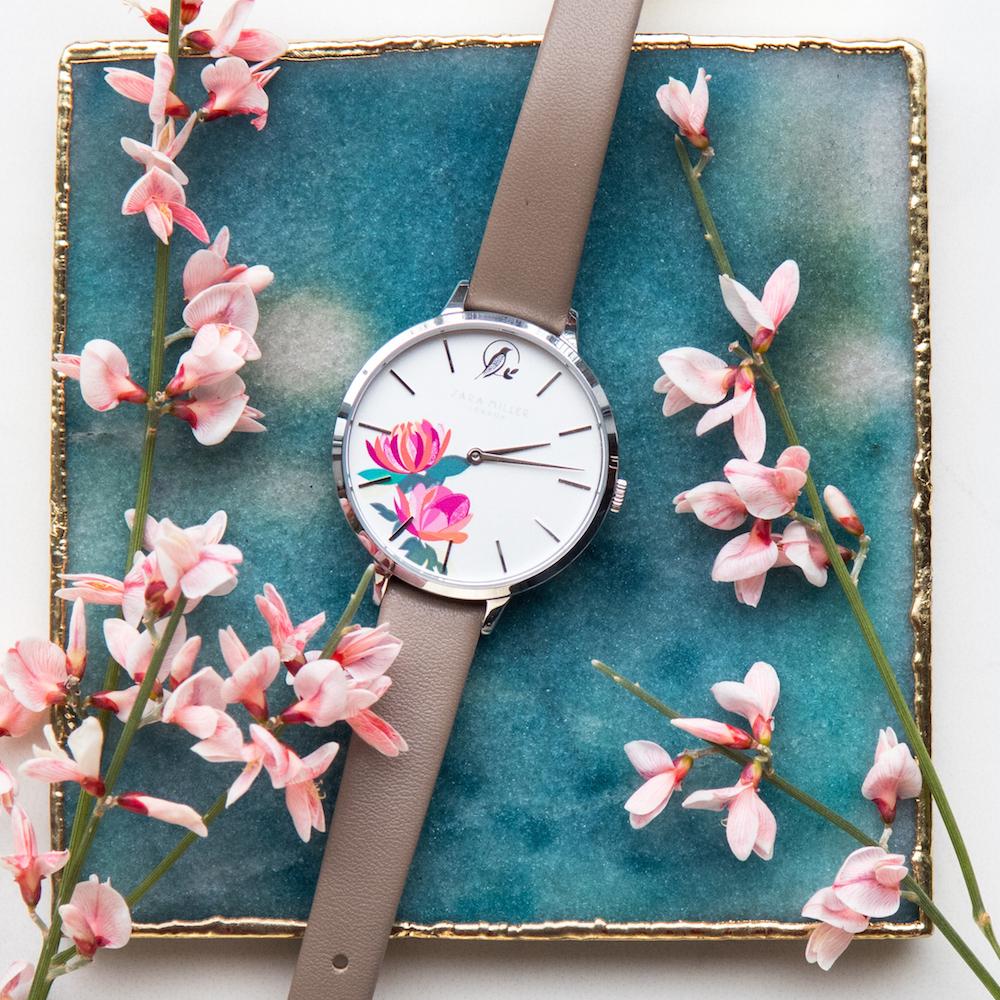 ロンドン発『サラミラーロンドン』の腕時計が日本初上陸!オフィスもデートもOKな華デザイン♡_5
