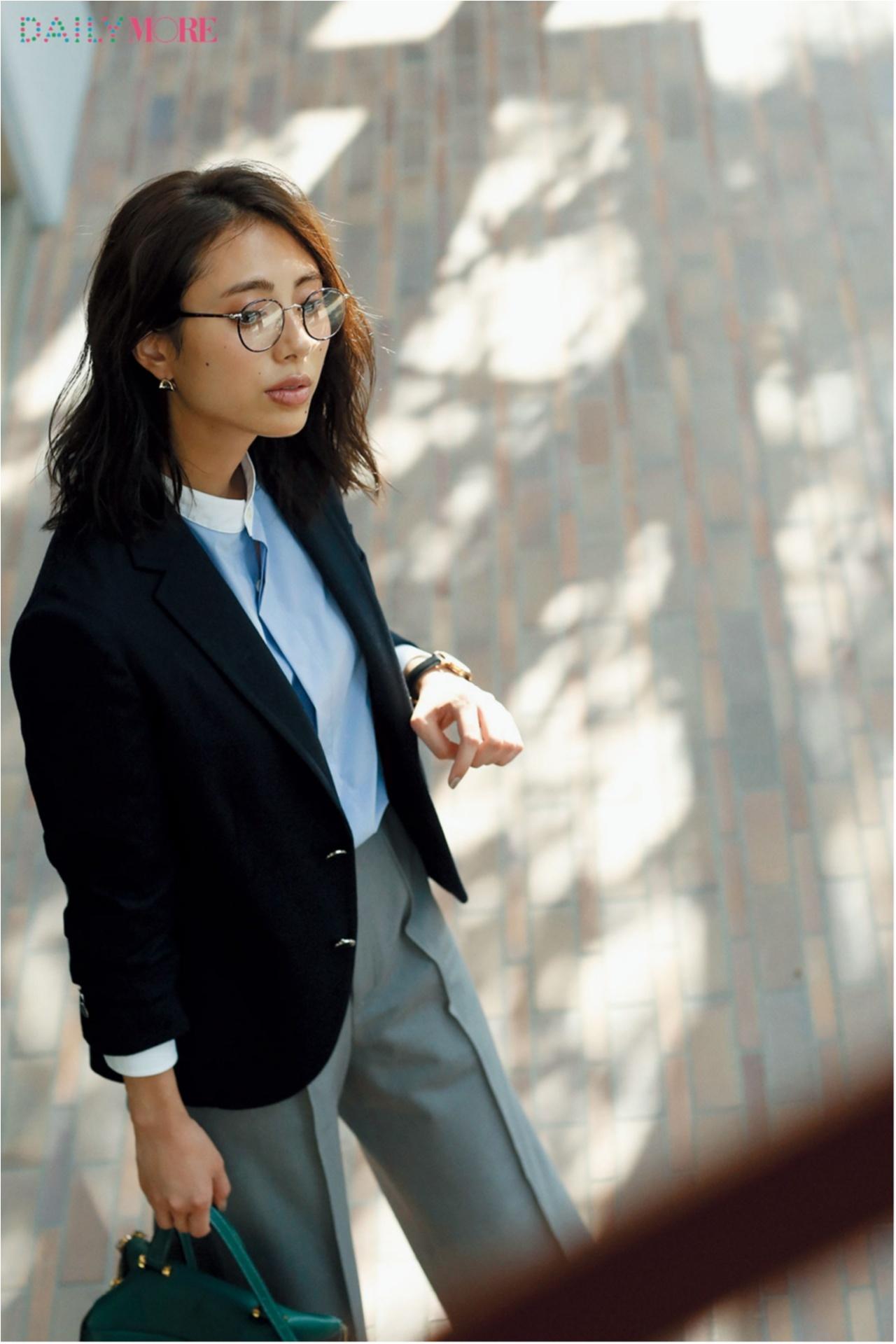秋冬に着たいおしゃれなオフィスカジュアル♪  旬の「お仕事服見本」まとめ♡_1_2