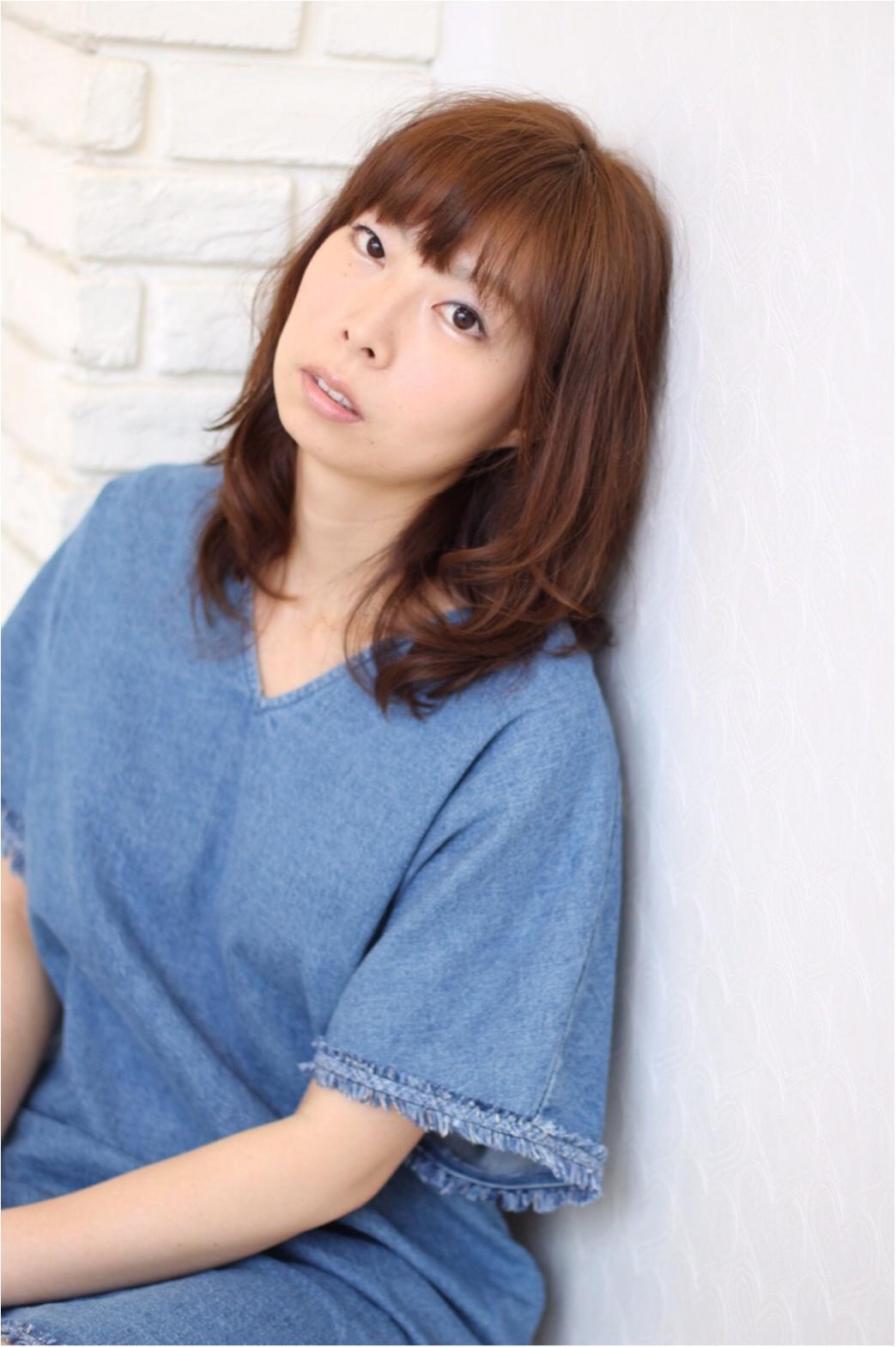 夏のセールで買ったもの♡モデル小泉里子さんコラボデニムワンピース_2