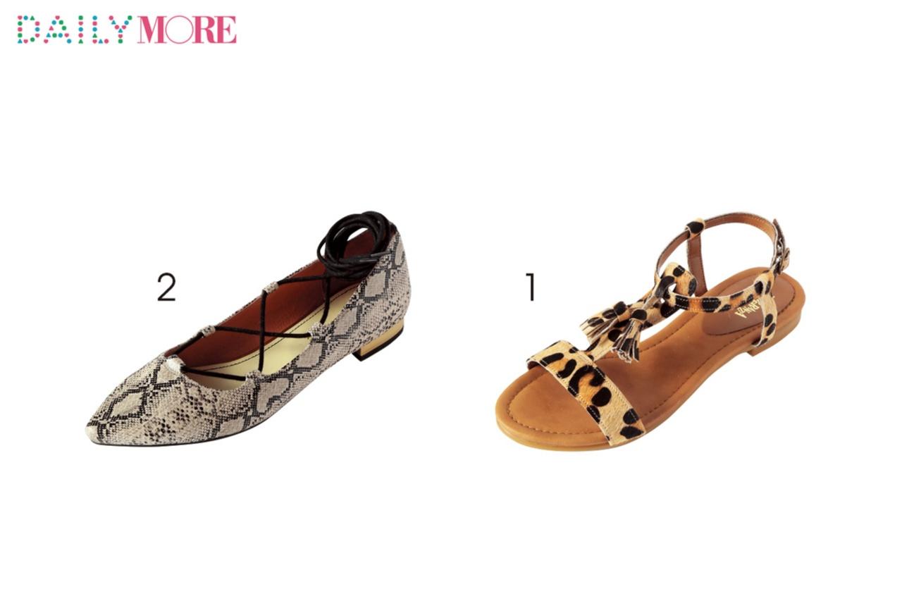 """最近シンプルすぎてない? 靴で足す""""さしアニマル""""がいい感じ。_3"""