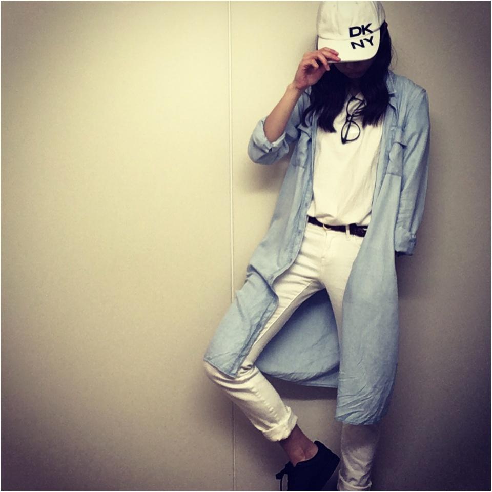 【fashion】夏に向けておしゃれキャップ。DKNY_5