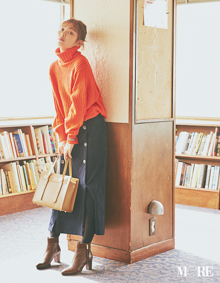2月にスエードやツイードなど【重ため素材のスカート】を選ぶと春も得するってウワサ!_1_5