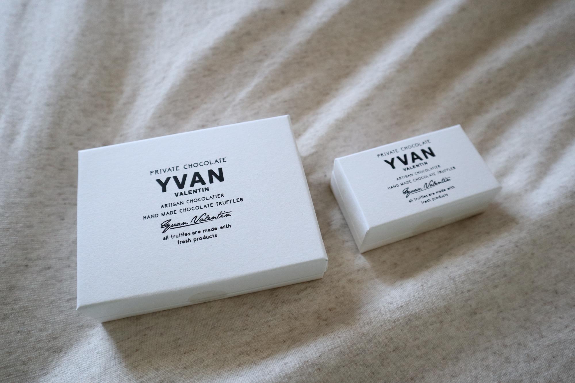 《2021バレンタイン❤️》完売必至!あの!激レア【YVAN VALENTIN】チョコ購入方法をレポ☝︎❤︎_2
