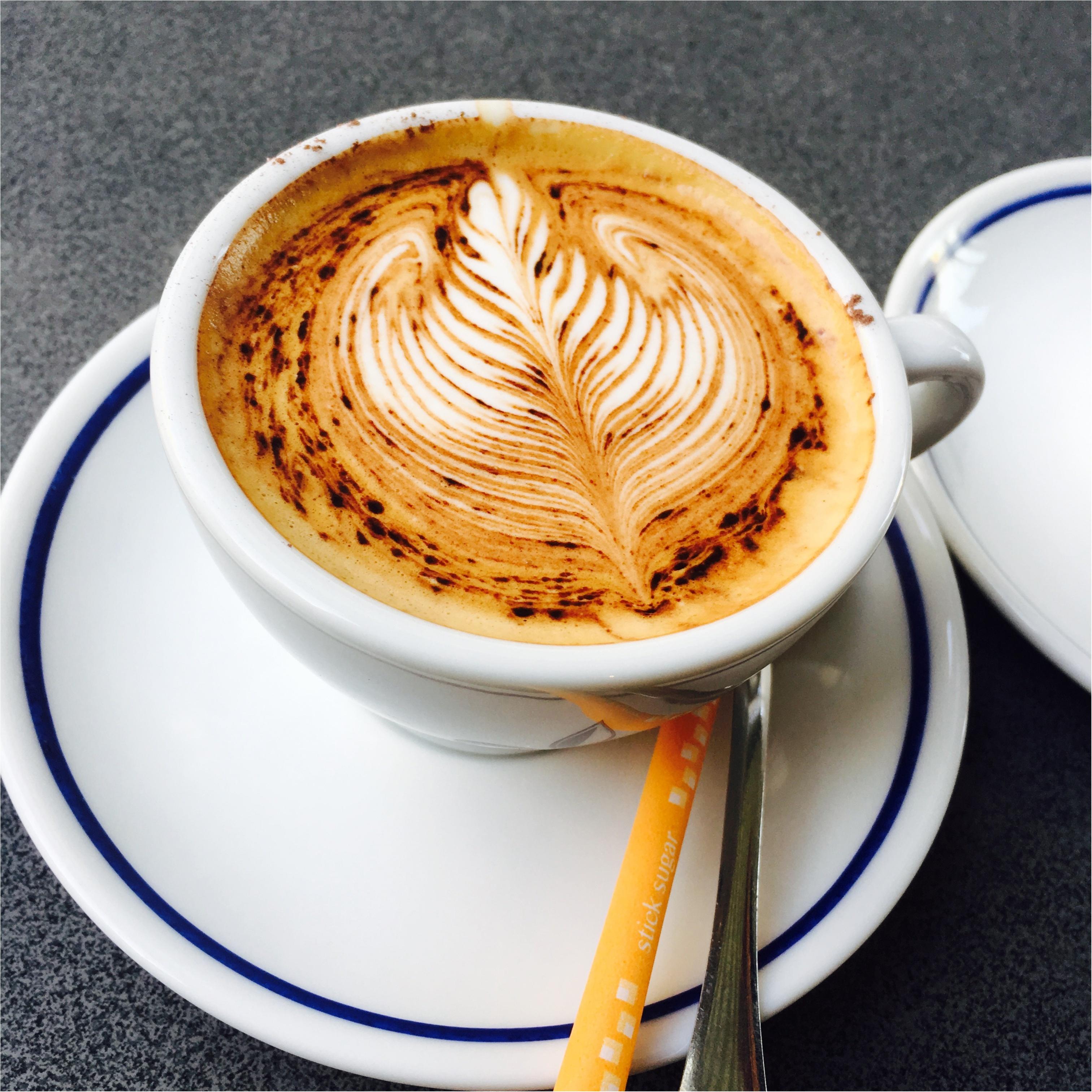 渋谷で美味しいプリンとコーヒーがなるカフェです♡_2