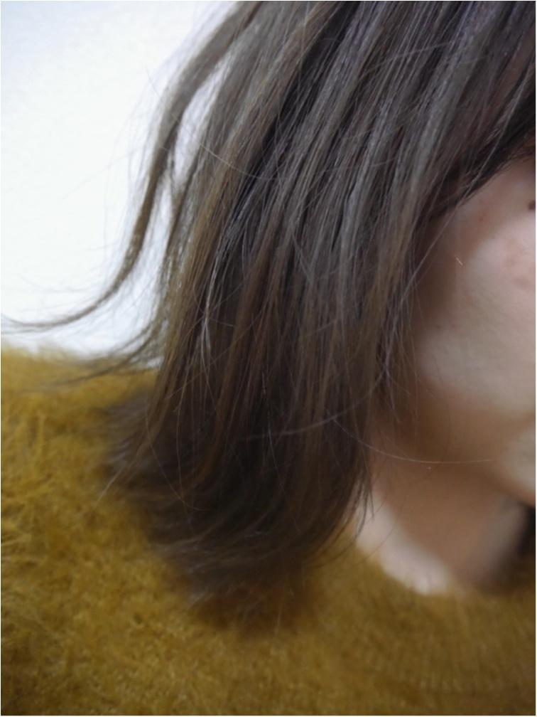 ★髪の毛も冬支度!【k.e.y】かっしーちゃんに旬のヘアカラーしてもらいました♡_3