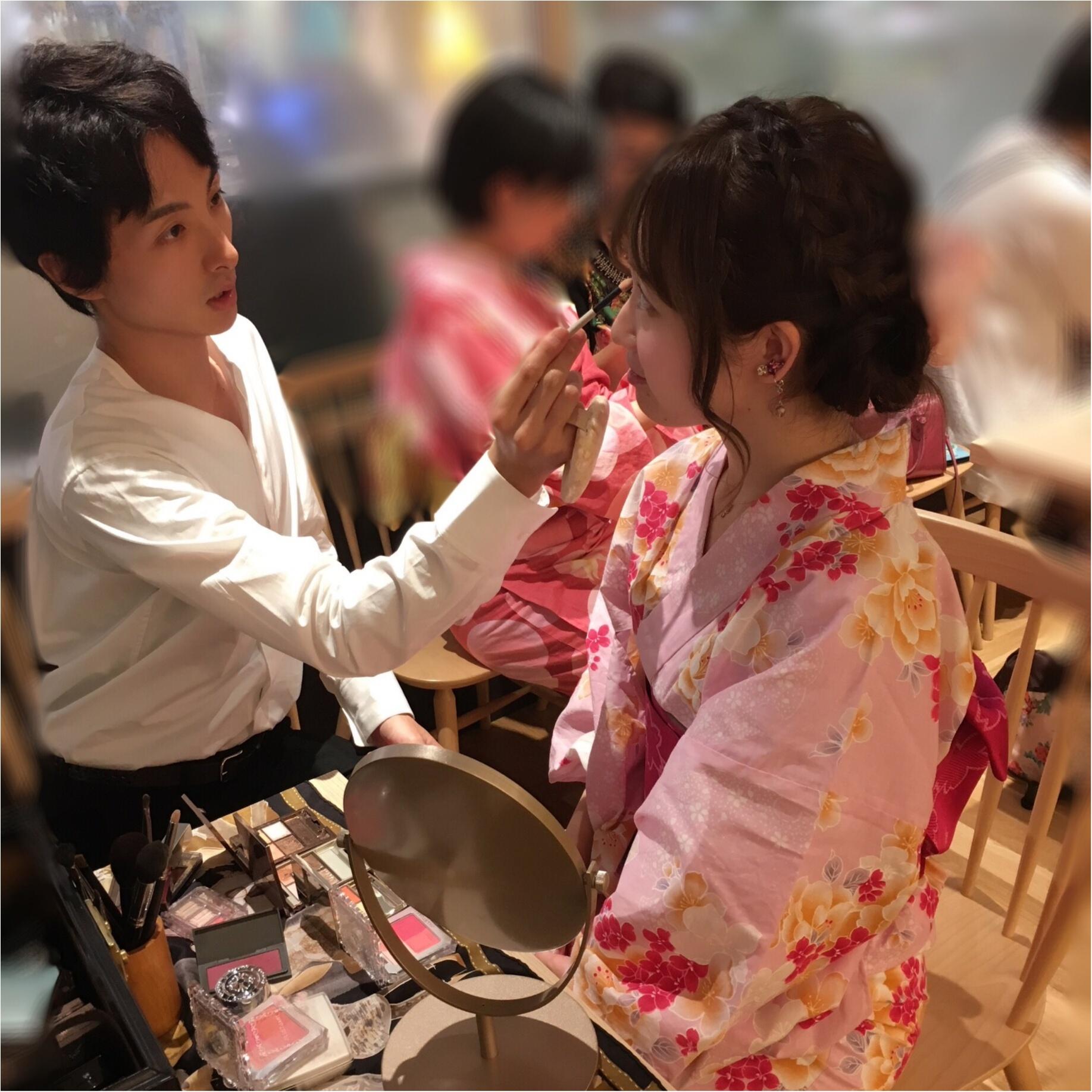 プランタンにNEW OPEN!♡美容と健康をテーマにしたhatake caféの試食会に行ってきました♡♡_7