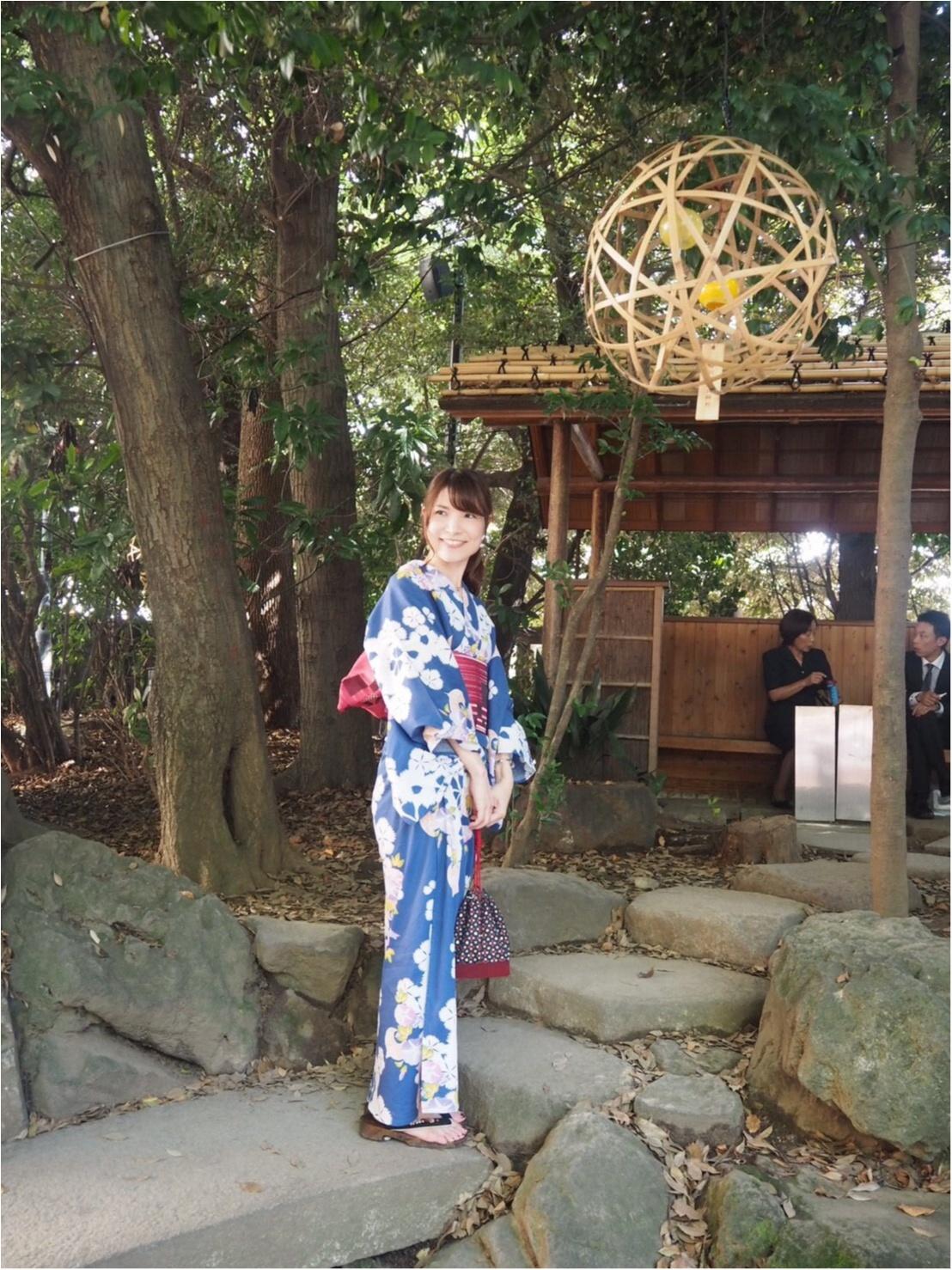 ♡夏にやり残したことはないですか??まだ間に合う!夏らしさを感じるなら川越の◯◯神社へ♡_1