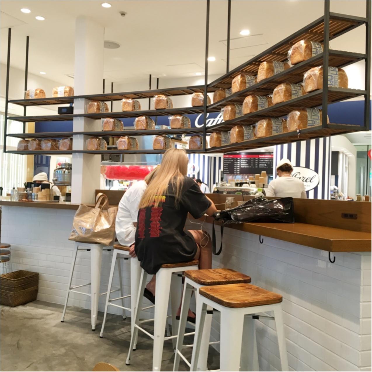 おしゃれな食パン専門店≪ Le BRESSO(レブレッソ)≫ で頂く、絶品トースト♡_1