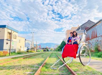 """""""北海道小樽旅"""" 運河の宿 おたる ふるかわで至高のひと時を"""