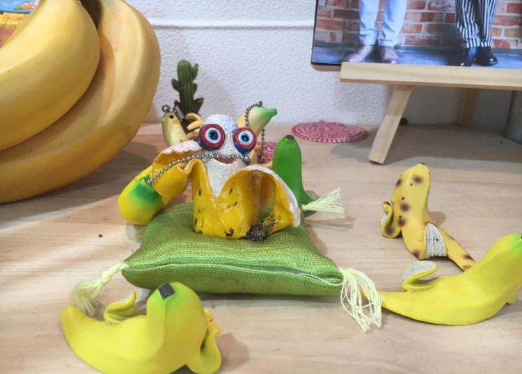 """【銀ぶらグルメ】時代は""""バナ活""""?!行列ができる銀座のバナナジュース専門店に行ってみた♡_8"""